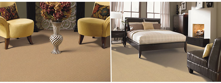 Innovia carpet living room bedroom